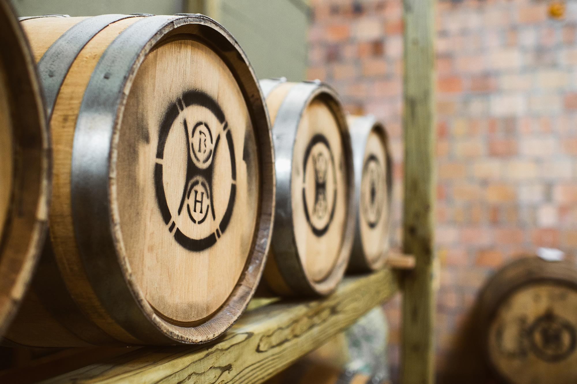 Barrel House - Distillery District - Town Branch Creek