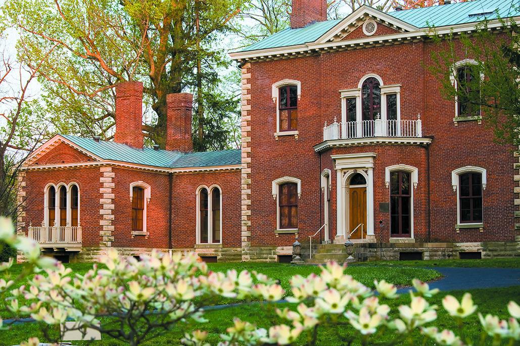 Ashland - Henry Clay - Ashland Park