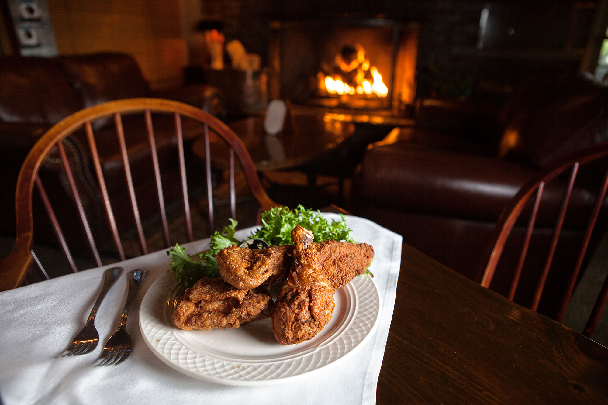 Merrick Inn - Fried Chicken - Kentucky Dishes