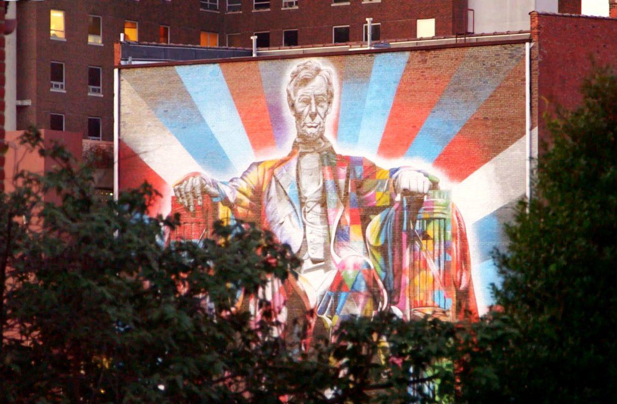 Lincoln Street Mural