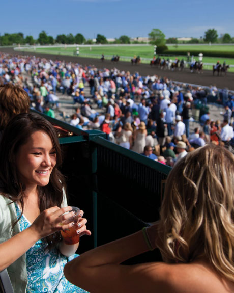 Horse-Capital-Keeneland-Racetrack-Crowd