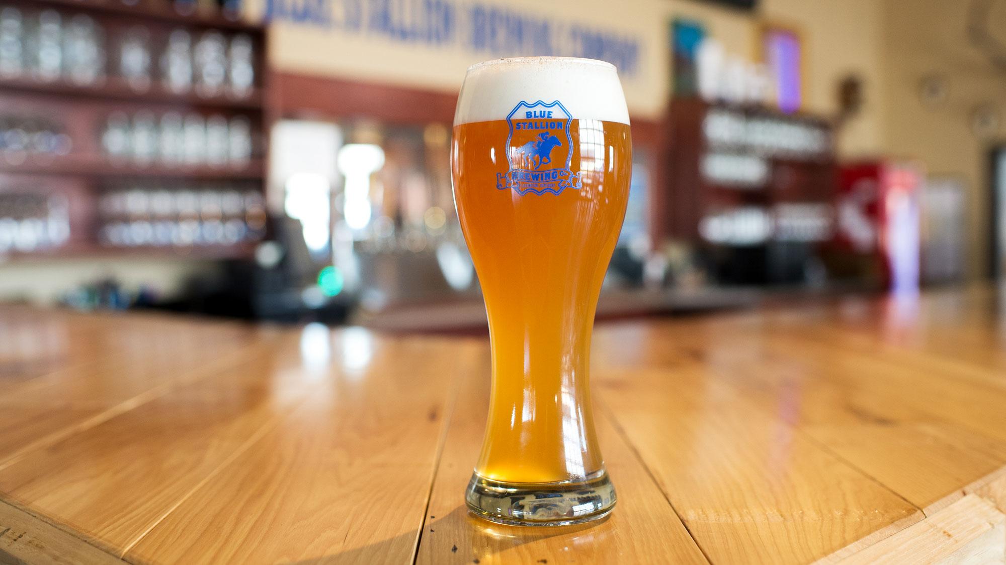 Blue Stallion Brewing - Brewgrass Trail