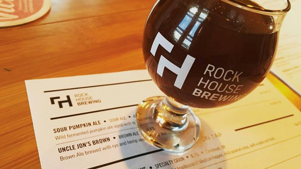 Rock House - Brewgrass Trail