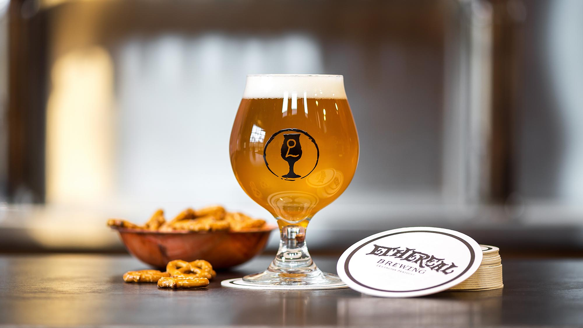 Ethereal Brewing - Distillery District - Town Branch Creek