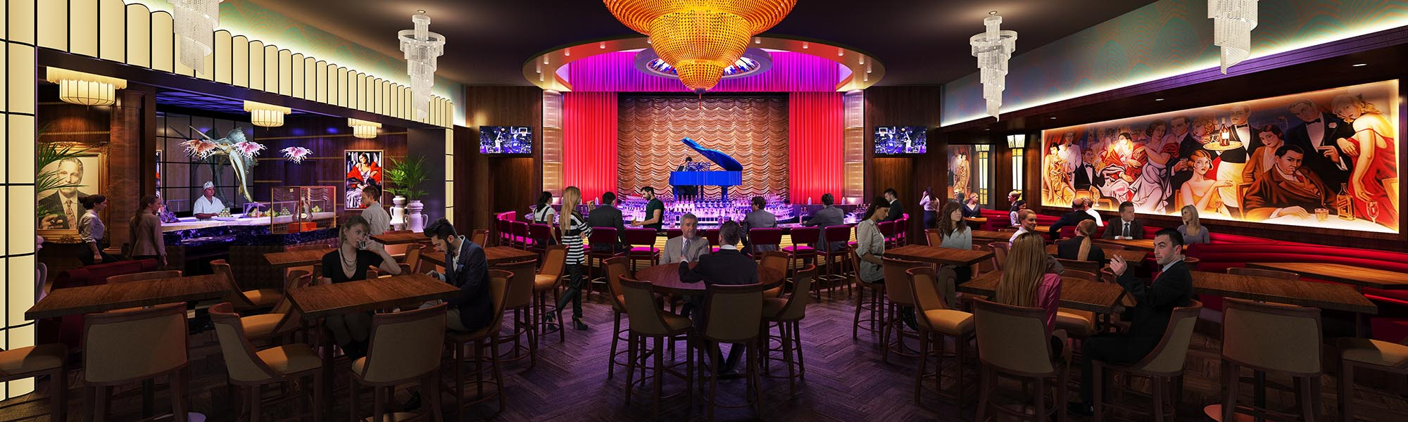 Jeff Ruby's Bar Lounge