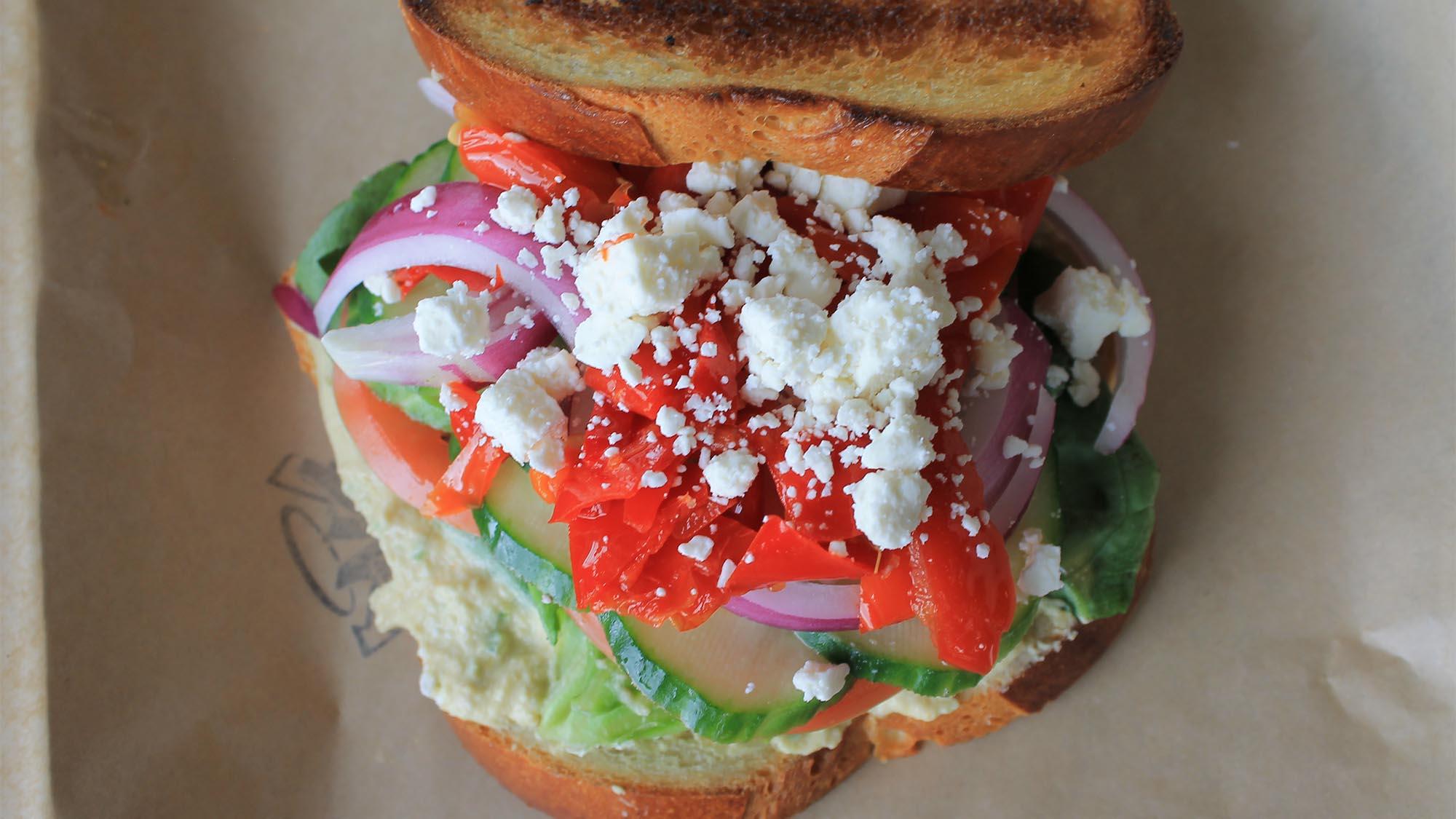 DV8 Sandwich